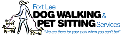 Fort Lee Dog Walking, Logo